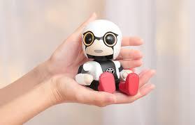 Kirobo mini robot